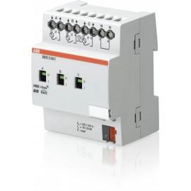 Module 3 sorties TOR à comptage d'énergie, 16/20 AX, MRD - SE/S3.16.1 - ABB