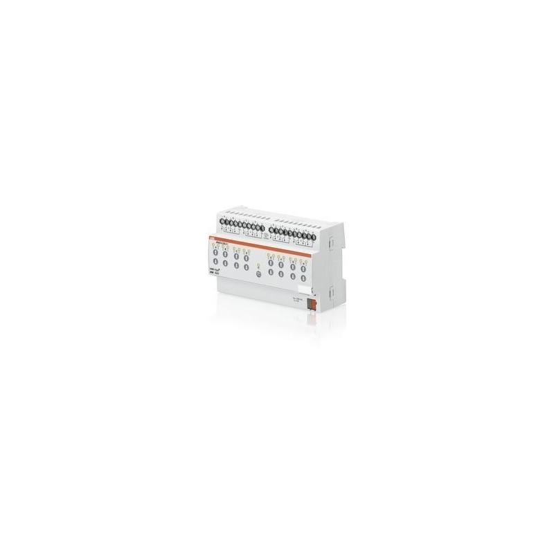 Module stores/volets roulants commande manuelle, 8 sorties MRD - JRA/S8.230.2.1 - ABB