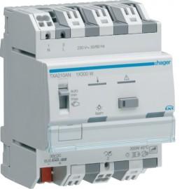 TXA210AN - Module KNX 1 sortie variation 300W - Hager