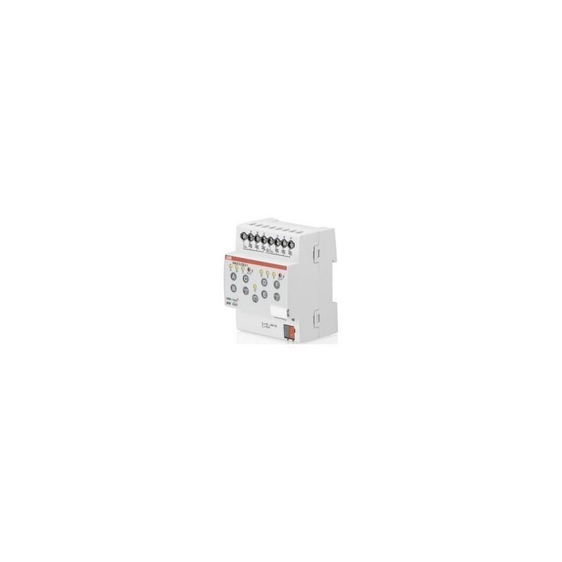 Module KNX actionneur pour électrovannes, 6 sorties, 230 V, MRD - VAA/S 6.230.2.1 - ABB