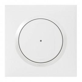 Interrupteur filaire avec Neutre connecté Dooxie with Netatmo - blanc - Legrand - 600090