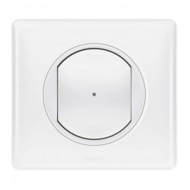Interrupteur filaire avec Neutre connecté Céliane with Netatmo - Blanc - Legrand - 067797