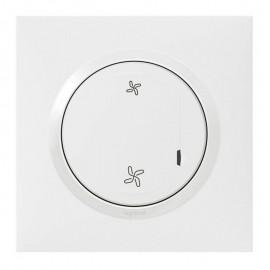 Commande sans fil pour VMC connectée dooxie with Netatmo - blanc - Legrand - 600020