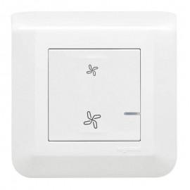 Commande sans fil pour VMC connectée Mosaic with Netatmo - blanc - Legrand - 077707L