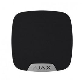 HomeSiren - Sirene intérieure sans fil 105 dB - Noir - Ajax Systems