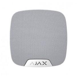 HomeSiren - Sirene intérieure sans fil 105 dB - Blanc - Ajax Systems