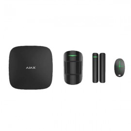 StarterKit Hub Plus - Noir - Ajax Systems