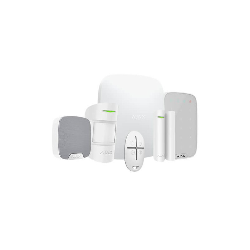 Kit Hub - Blanc - Ajax Systems