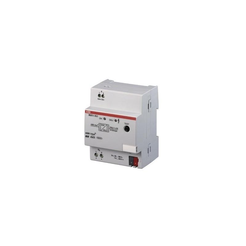 Passerelle KNX DALI pour commande de groupe, 1 voie, MRD - DG/S1.16.1 - ABB