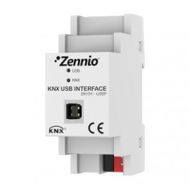 Zennio KNX-USB Interface - Interface KNX-USB - Zennio