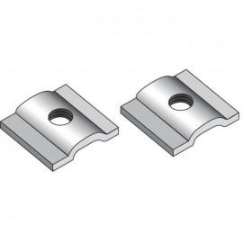 Cavalier de fixation pour EOLIS 3D WIREFREE (Paire) - Somfy - 9014351