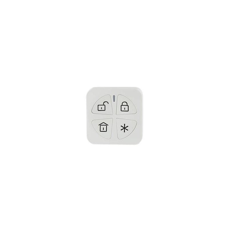 Télécommande 4 boutons PANDA radio – Bidirectionnelle - Risco - RWX332KF800A