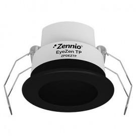 EyeZen TP - Détecteur de présence KNX avec capteur de luminosité pour plafond - Anthracite - Zennio - ZPDEZTPA