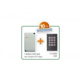 Intrabox Data Mini Clavier Codé Mini - Intratone - 06-0130