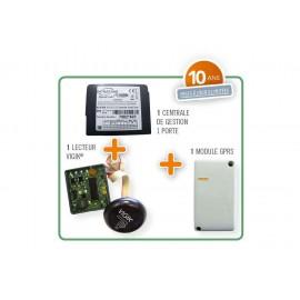 Intrabox Data Eco lecteur de proximité VIGIK - 06-0102 - Intratone