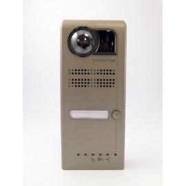 Interphone 1 bouton Pose en Saillie avec clavier codé - 05-0102