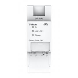 Routeur coupleur de lignes IP - Routeur IP Secure KNX - Theben - 9070770