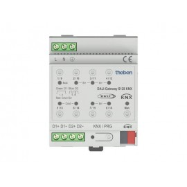 DALI - Passerelle S128 KNX - Theben - 4940302