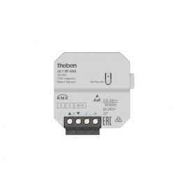 Actionneur de store 1 canal - JU 1 RF KNX - Theben - 4941650