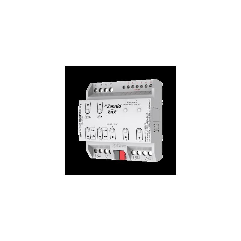 MAXinBOX Hospitality - ZCL-HP126 - Zennio