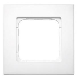 Cadre Smoove blanc laqué - Somfy - 9015022