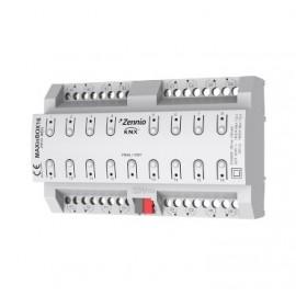MAXinBOX 16 Plus - Actionneur 16 sorties 16A KNX multifonction - Zennio - ZIO-MB16P