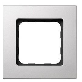 Cadre Smoove acier laqué - Somfy - 9015024