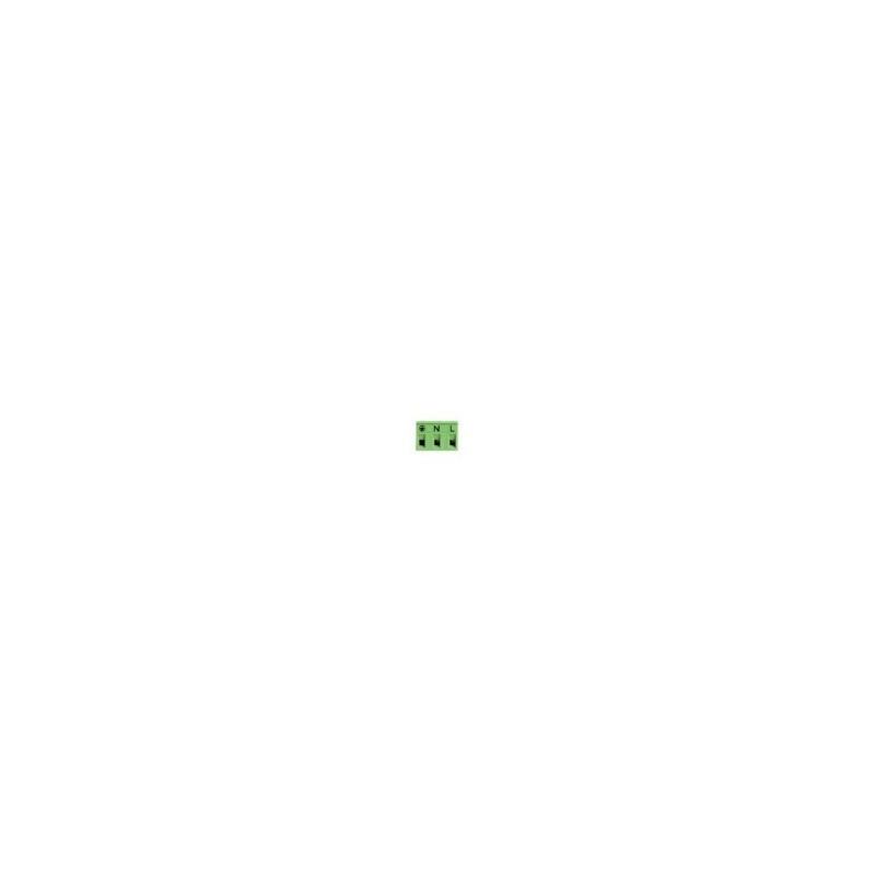 Connecteur alimentation 160MA (3 POLES) - Zennio