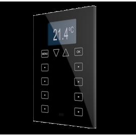 Roll-ZAS contrôleur d'ambiance avec écran tactile - Zennio