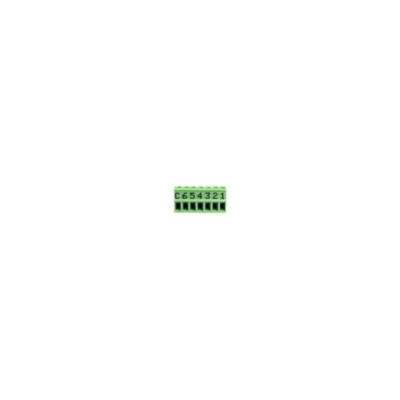 Connecteur entrées CLASSIC (7 POLES) - Zennio