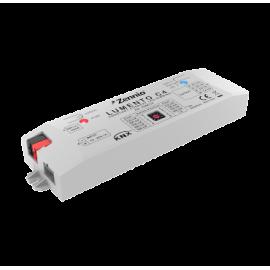 Lumento C4 - Régulateur de 4 canaux PWM de courant constant pour charges LED DC - Zennio - ZDI-RGBCC4