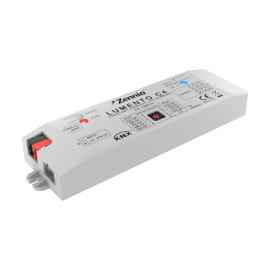 Lumento C4 -  Régulateur de 4 canaux PWM de courant constant pour charges LED DC  - Zennio