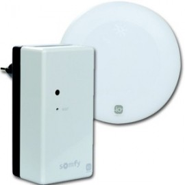 Capteur soleil sunis wirefree io avec interface - Somfy - 1820003