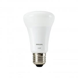 Lux Ampoule LED blanche E27 - Philips HUE