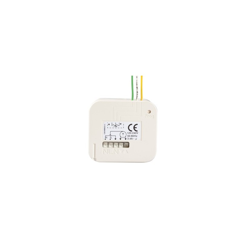 Micro-module pour volet roulant RTS - Somfy - 2401162