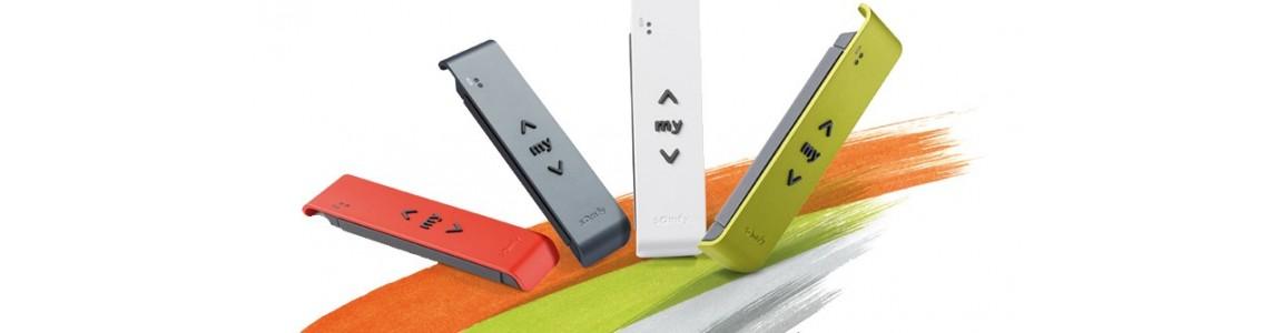 Votre boutique télécommande Somfy io et RTS