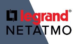 Univers Legrand Netatmo
